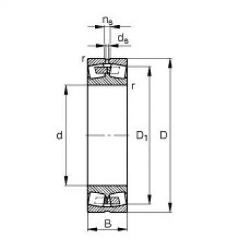 Bearing 239/950-B-MB FAG