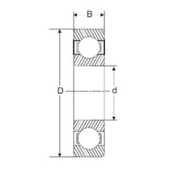 Bearing 62301-2RS SIGMA