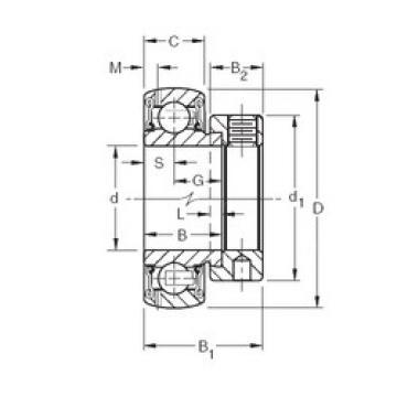 Bearing GRA111RRB Timken