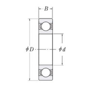 Bearing LJ3.1/2 RHP