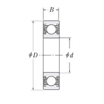 Bearing LJ1/2-2RS RHP
