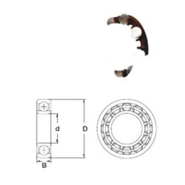 Bearing P6302-SB ZEN