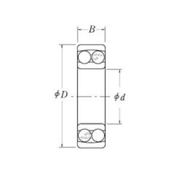 Bearing NMJ2.1/2 RHP