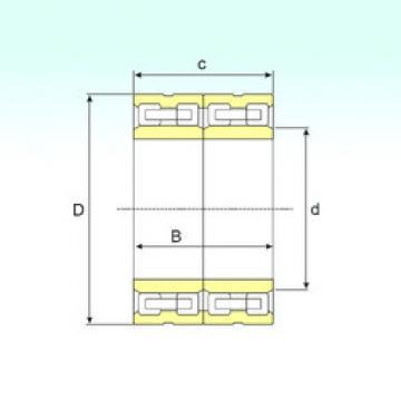 Bearing FCD 84116260 ISB