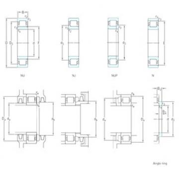 Bearing NU2348ECMA SKF