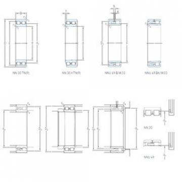 Bearing NNU 49/600 B/SPW33X SKF