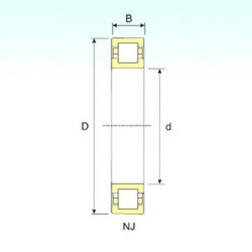 Bearing NUP 326 ISB