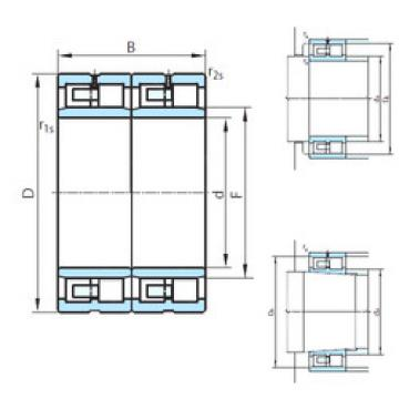 Bearing PSL 511-11-1 PSL