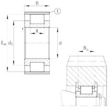 Bearing RSL183034-A INA