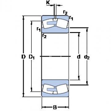 Bearing 248/1060 CAMA/W20 SKF