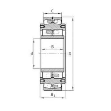 Bearing Z-531165.04.DRGL FAG