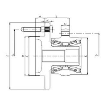 Bearing IJ223029 ILJIN