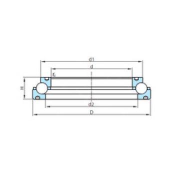 Bearing PSL 212-312 PSL