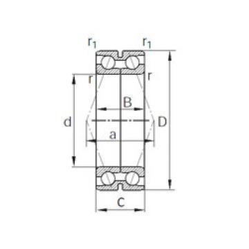 Bearing SDA0112 KBC