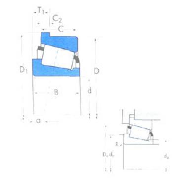 Bearing 25590/25521B Timken