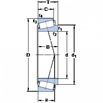 Bearing 32248 J3 SKF
