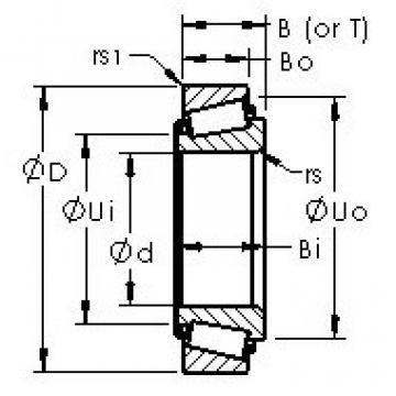 Bearing 18590/18520 AST