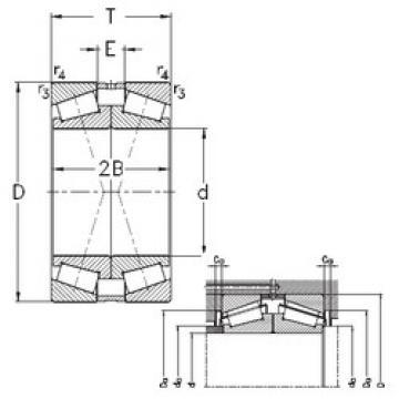 Bearing 31328-DF NKE