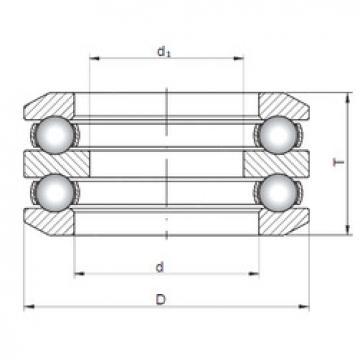 Bearing 54214 CX