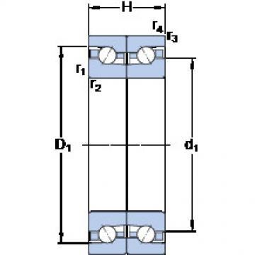 Bearing BTM 85 ATN9/P4CDB SKF