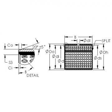 Bearing AST800 13560 AST