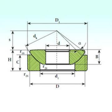 Plain Bearings GX 80 SP ISB