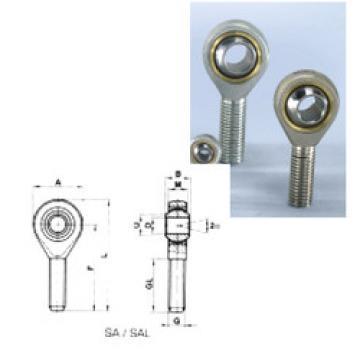 Plain Bearings SA20T/K CRAFT