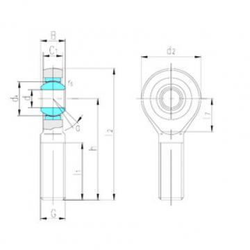 Plain Bearings SA5C LS