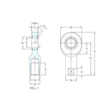Plain Bearings SI10C SKF