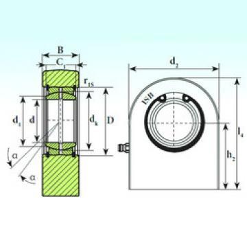Plain Bearings T.P.N. 370 ISB