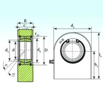 Plain Bearings T.P.N. 395 ISB