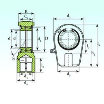 Plain Bearings TAPR 450 N ISB