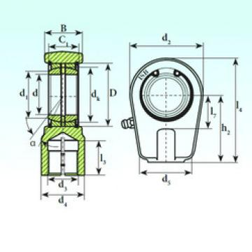 Plain Bearings TAPR 497 N ISB