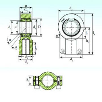 Plain Bearings TAPR 697 CE ISB