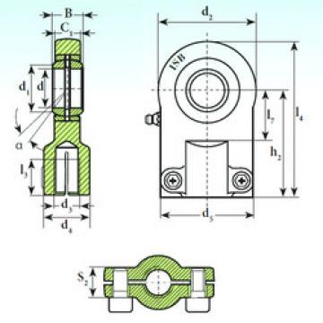 Plain Bearings TAPR 705 DO ISB