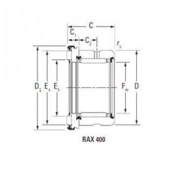 Bearing RAX 417 Timken