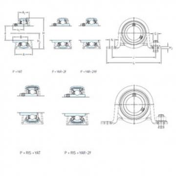 Bearing P 20 RM SKF