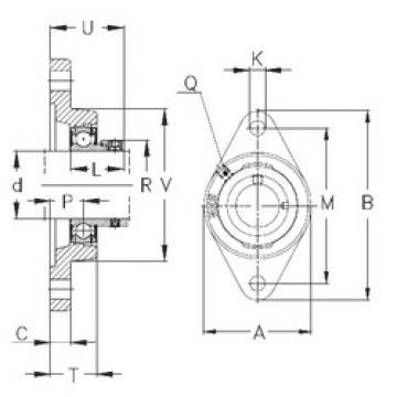 Bearing PCJTY30-N NKE