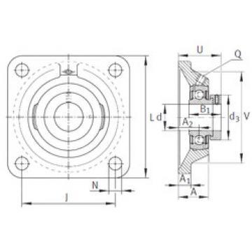 Bearing PCJ1-7/16 INA