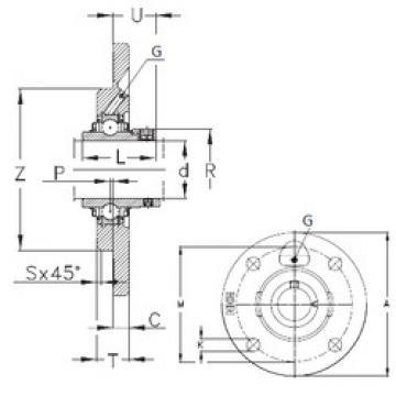 Bearing RME80 NKE