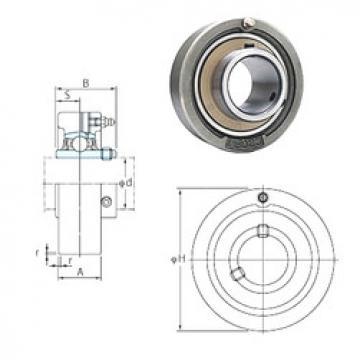 Bearing UCCX12-39 FYH