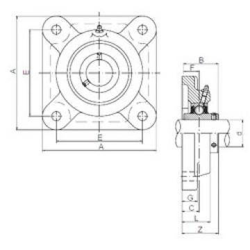 Bearing UCF315 CX