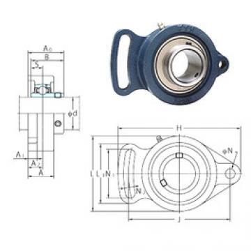Bearing UCFA207-23 FYH