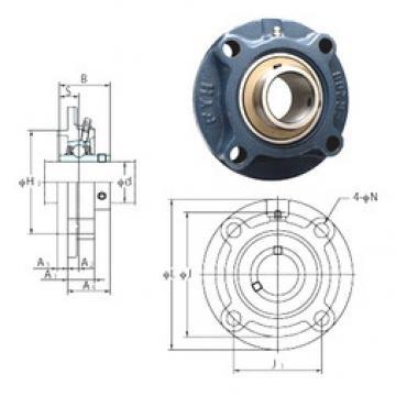 Bearing UCFCX15-48 FYH