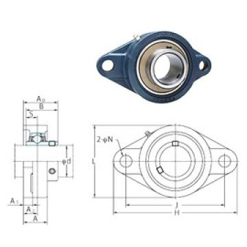 Bearing UCFL212-39 FYH