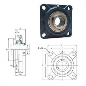 Bearing UCFS314-44 FYH