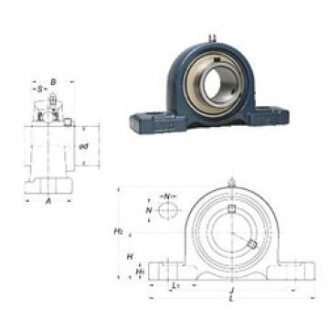Bearing UCPX12-39 FYH
