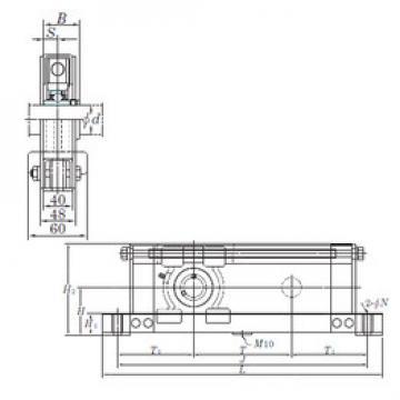 Bearing UCTL204-400 KOYO
