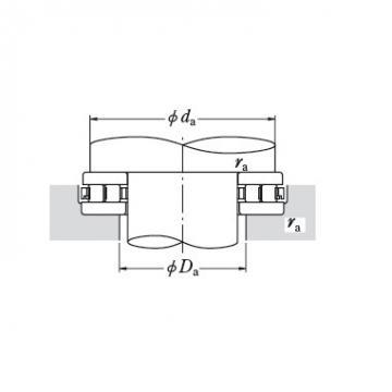 NSK CYLINDRICAL ROLLER THRUST BEARINGS 120TMP93