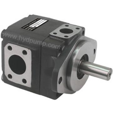 Hydraulic  6C T6D T6E T7E Single Vane Pump T6ED0720381R03B1